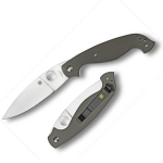 Spyderco Barong by Ed Schempp Reviews