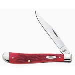 Case Dark Red Bone CV Slimline Trapper Reviews