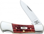 Case Pocket Worn Old Red Bone Lockback Reviews